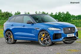 ... Adding An Electrified Powertrain To Every New Model Launched From 2020  Doesn\u0027t Appear Be Coming At The Expense Of Raw Performance. The Jaguar F- Pace