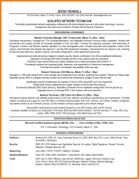 Computer Repair Technician Resume Sample 9 Amazing Computers Network