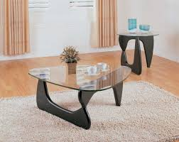 ... Coffee Tables, Marvellous Clear Black Oval Glas Laminated Wood Modern  Coffee Table Sets Des: ... Great Ideas