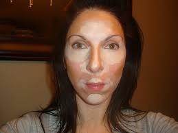 concealer trick kim kardashian makeup tutorial