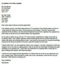Cover Letter Cpa | Resume CV Cover Letter