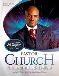 free flayers freepsdflyer download the pastors church free flyer template for