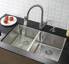 15 Functional Double Basin Kitchen Sink  Home Design LoverModular Kitchen Sink
