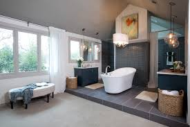 Spa Bathroom Suites Pictures Of Spa Bathroom Ideas Along With Ample Use Of Glass Give