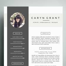 Cute Resume Templates Extraordinary Free Cute Resume Templates Fred Resumes Best Of Photography Gallery