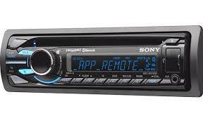 sony mex btp cd receiver at com sony mex bt4100p other