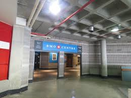 This Is The Indoor Connector To The C Train Station