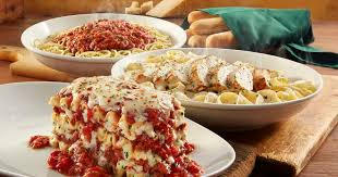 this hilarious fake olive garden commercial has lasagna wings with extra italy