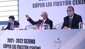 Son dakika! Süper Lig fikstür çekimi yapıldı! 2021/22 sezonu ne zaman  başlayacak? - Süper Lig - Spor Haberleri