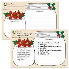 avery recipe card template recipe cards