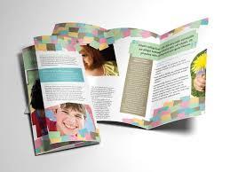 Fun Play School Tri Fold Brochure Education Theme