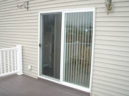 a reinforced lock on your patio door can protect your home from thieves