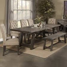 Kitchen table set Oval Newberry Piece Dining Table Set Foter Bench Style Kitchen Table Sets Ideas On Foter