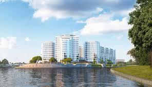 Design: Philippe Starck LeontievskyMys St Building