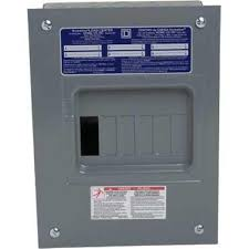 square d homeline 100 amp 6 space 12 circuit indoor flush mount homeline load center 100 amp at Square D Homeline Wiring Diagram