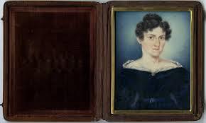 Portraits of Jane and Franklin Pierce | Gilder Lehrman Institute of  American History