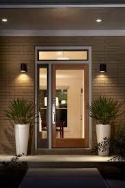 front door lighting ideas. glass front door with side top panel home renovation lighting ideas t