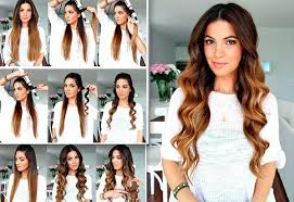 easy diy hairstyles for um and long hair1 76