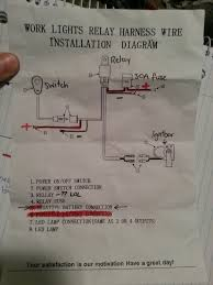 highbeam wiring diagram standard wiring light bar to high beam switch 4x4earth this is the diagram they provided and i