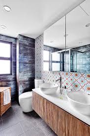 Small Picture Bathroom design ideas Mixing and matching wall tiles Home