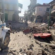 Haiti earthquake: At least 227 dead and ...