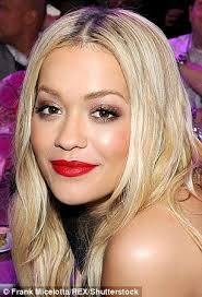 Rita Star Pattern Awesome Rita Ora's Mother Says Singer's Cousing 'doesn't Know What She's