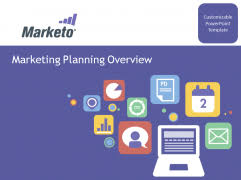 Marketing Quarterly Yearly Planning Customizable Powerpoint