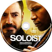 the soloist ws r movie dvd cd label dvd cover front  0 votes