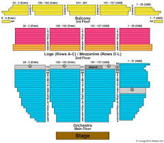Orpheum Theatre Tickets And Orpheum Theatre Seating Chart