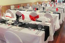 Reception Table Set Up Wedding Reception Table Setup 1 Picture Of Da Ricardos