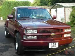 All Chevy 94 chevy stepside : Chevrolet C1500 Custom Truck
