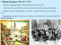 massacre essay boston massacre essay