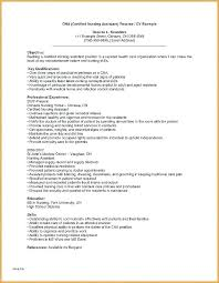 Example Of Rn Resume Sample Rn Resume New Grad Vitadance Me