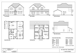 kingstanding 4 bedroom house design