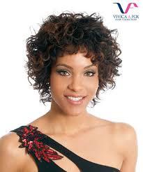 Vivica Fox Hair Color Chart Vivica Fox Full Wig H218 Human Hair Stretch Cap Full Wig