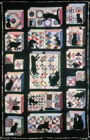 344 best animal quilts images on Pinterest | Animal quilts, Book ... & Cats in the Sampler Part Three - Quilts (intermediate)free pdf Adamdwight.com