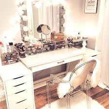 vanity tables with mirror and bench for white desk my is complete dressing table