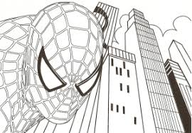 So it was all about this post top 20 spiderman coloring pages printable. Spiderman Free Printable Coloring Pages For Kids