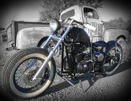 kikker 5150 hardknock bobber motorcycle and parts by kikker5150