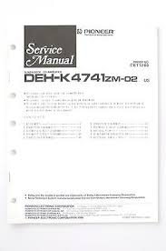 pioneer usb mp3 adapter cd ub100 avic avh deh cdub10 thumb drive Deh X36ui Wiring Diagram pioneer deh k4741 zm 02 original service manual guide wiring diagram! deh-x36ui wiring diagram