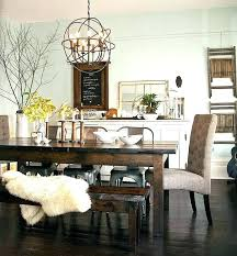 eclectic dining room ideas chairs details like mismatched wood accent table modern