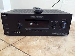 sony 7 1 channel receiver amp xm ready 3 hdmi port switching str sony 7 1 channel receiver amp xm ready 3 hdmi port switching str dg720