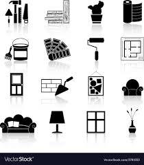 Icon For Interior Design Interior Design Interior Icons 2018 Interior Designer How