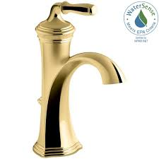 KOHLER Brass Bathroom Faucets Bath The Home Depot