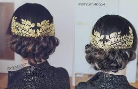 Gatsby Hair Style easy great gatsby inspired hairstyle tutorial diy low bun updo 1050 by stevesalt.us