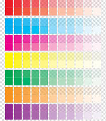 Printing Colour Chart Color Chart Rgb Color Model Printing Yellow Pastel