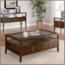 glass top coffee table ideas for