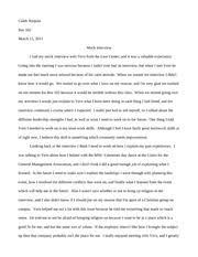 Essay Example Interview Summary For Example Of Teacher Interview     interview essay  sample essay introduce myself  student statement     Interview Essay  interview essay  sample essay introduce myself  student statement