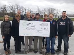 Outdoor Basketball Court Receives Funding - PembinaValleyOnline.com