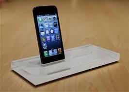iPhone 5 at display 635